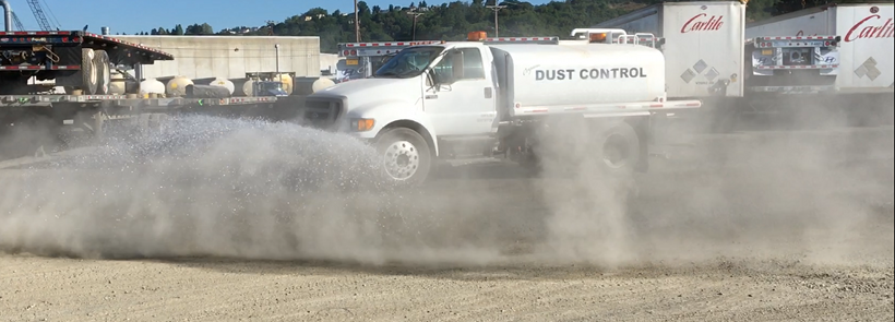 Summer Time Dust Control